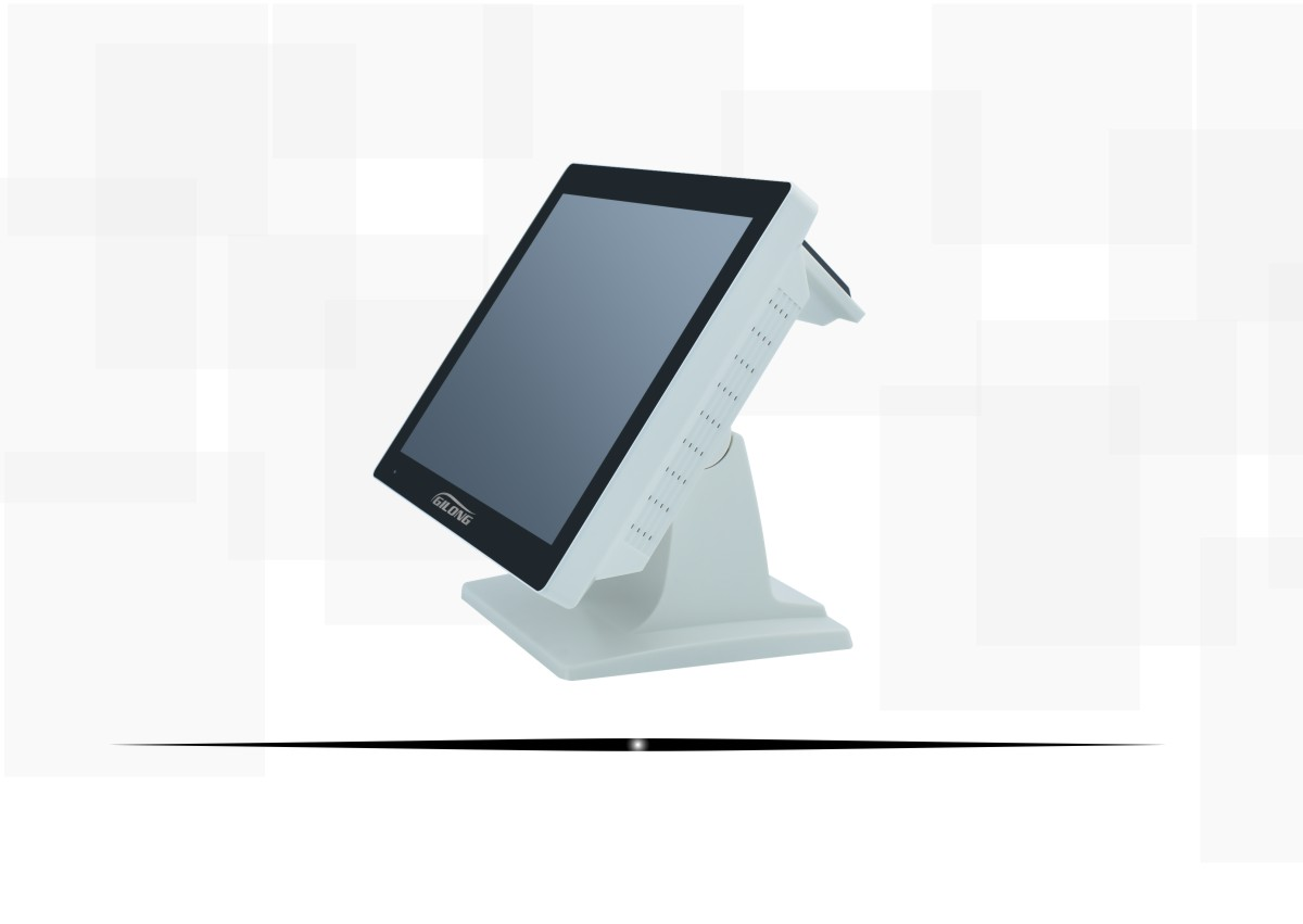 touch screen vend pos