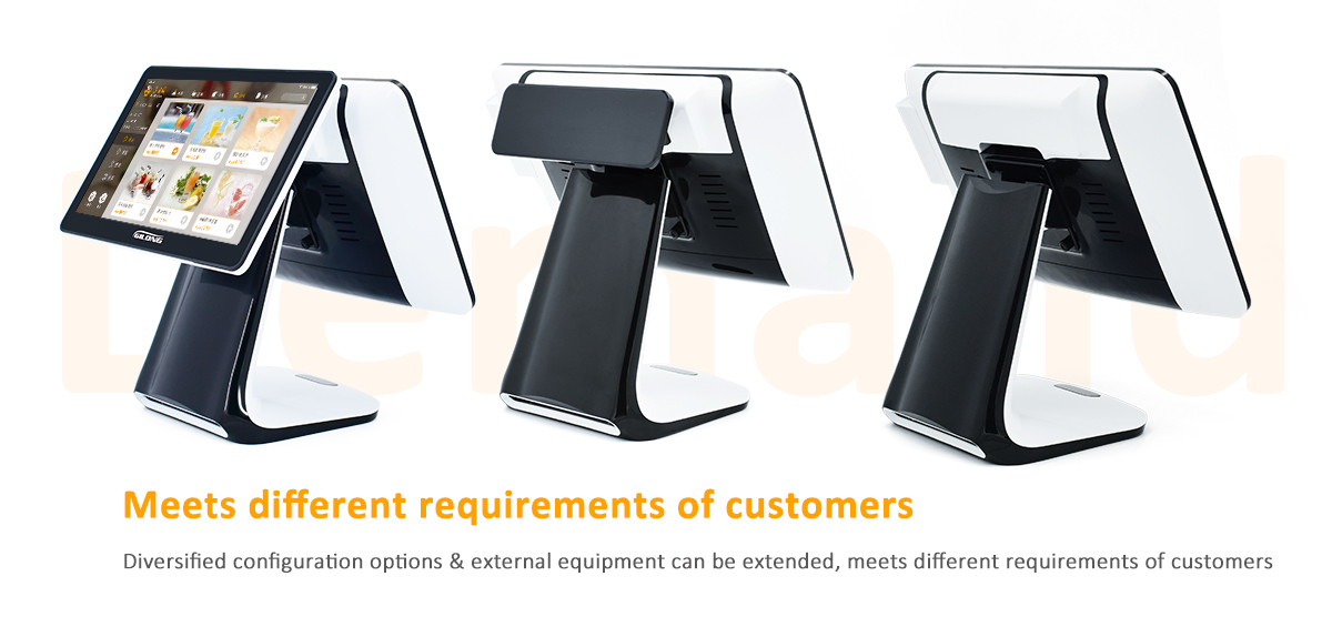 pos touch terminal can be chooses