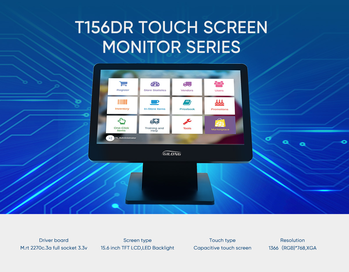 pcap touch panel