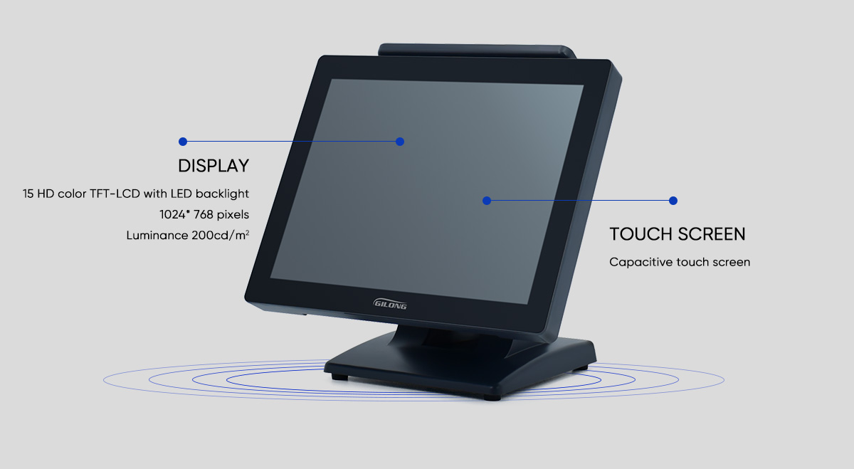 touch screen windows epos