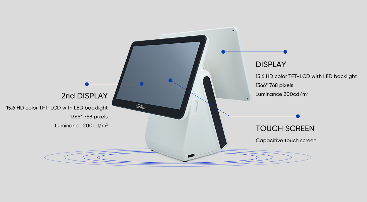 windows touch screen tpv