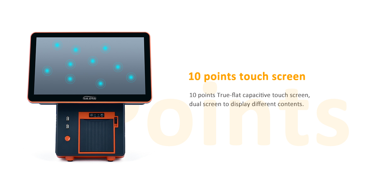 touch pos screen