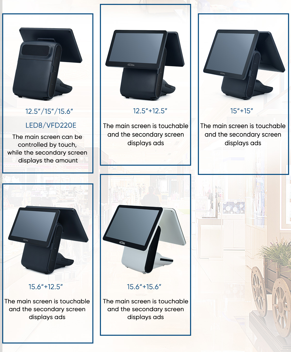 all in one touchscreen pos system