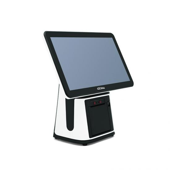 gilong p60 touch pos caja registradora
